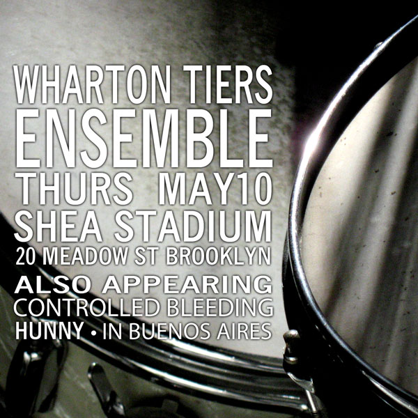 wharton tiers ensemble at shea stadium may 10, 2012