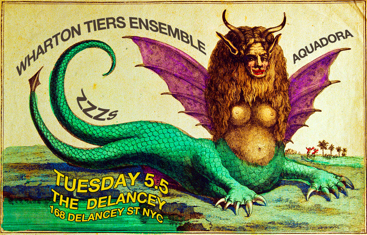 WTE at The Delancey May 5, 2015