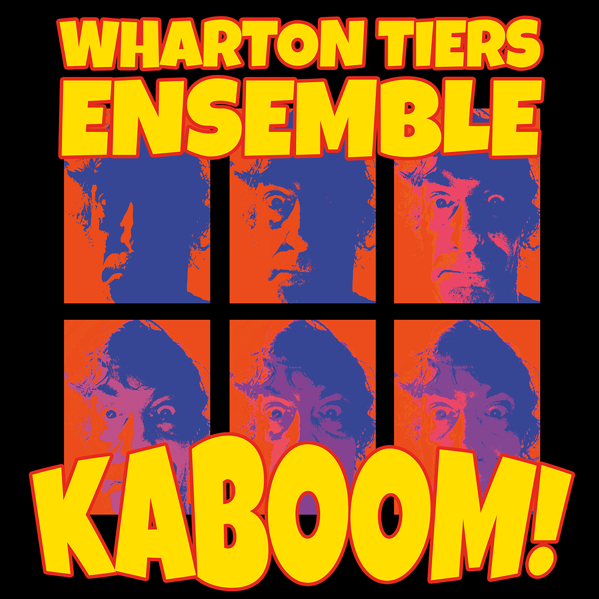 KABOOM! by Wharton Tiers Ensemble